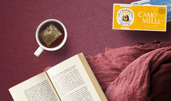 Une tisane et on lit ! Nos accords livres-infusions